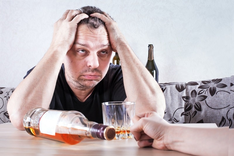 родстенникам алкоголика