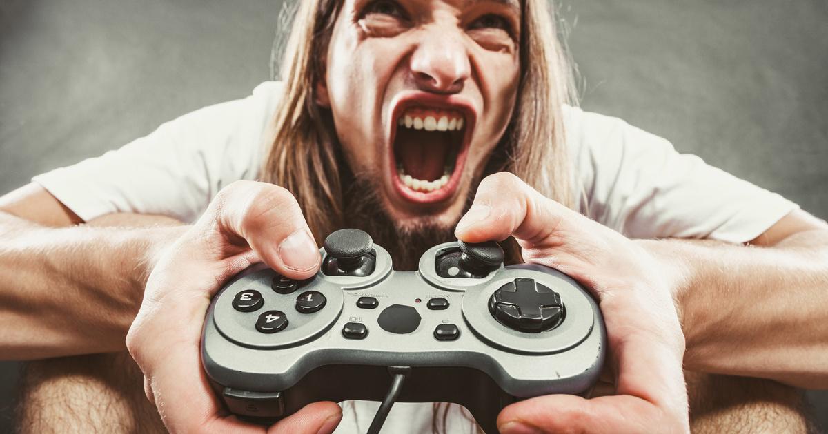 Игровая зависимость - незримый враг