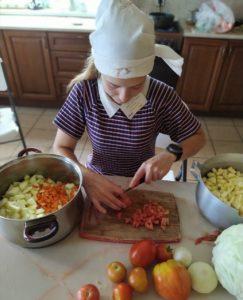 День кулинарии - Фонд Линия Жизнь