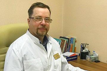 Сергей Борисович Бутрик врач психотерапевт